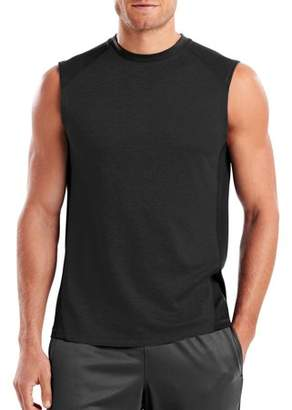 Hanes Sport Men's Sleeveless Muscle Tee