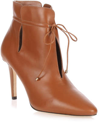 Jimmy Choo Murphy tan leather ankle boot