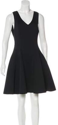 Club Monaco Sleeveless Neoprene Dress
