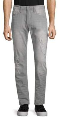 Buffalo David Bitton Evan Distressed Jeans