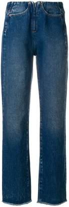 MM6 MAISON MARGIELA straight leg jeans