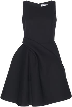 Dice Kayek Black A Line Dress