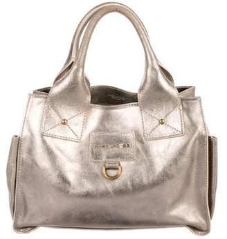 Marc Jacobs Metallic Leather Bag