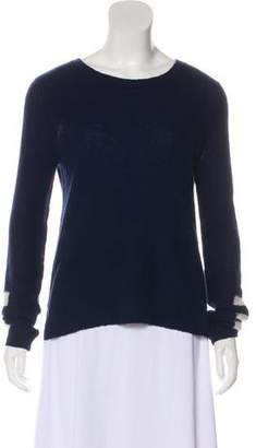 360 Cashmere Semi-Sheer Cashmere Sweater