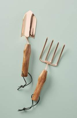 Anthropologie Celine 2-Piece Garden Tool Set