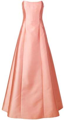Alberta Ferretti bustier gown