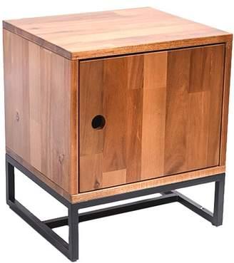 Acacia Wood Casa Bedside Table