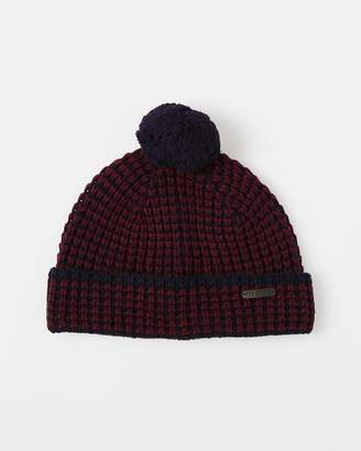 Ted Baker Knitted Beanie Hat