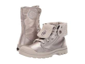Palladium Baggy Metallic Leather