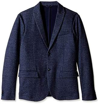 Armani Jeans Men's Textured Blazer