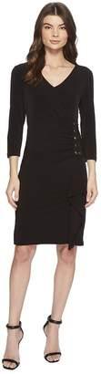 Calvin Klein Dress w/ Lacing on Side Women's Dress