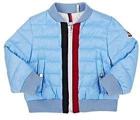 Moncler Infants' Yvrac Down-Quilted Jacket-Blue
