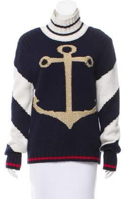 Tommy Hilfiger Anchor Wool-Blend Sweater
