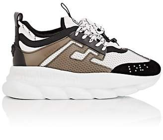 Versace Women's Chain Reaction Sneakers - Black