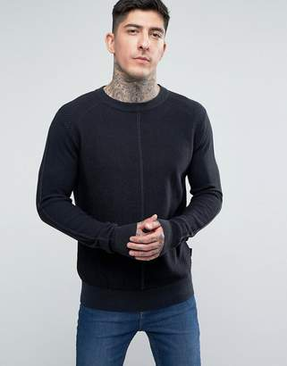 Bellfield Rib Sweater