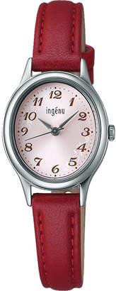 Alba (アルバ) - SEIKO アルバ ALBA ingenu カジュアルレザーバンドモデル 腕時計 国産 レディース AHJK420