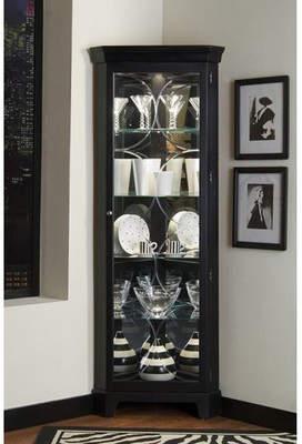 Red Barrel Studio Anushka Display Cabinet