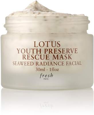 Fresh R) Lotus Youth Preserve Rescue Mask