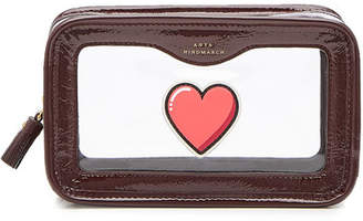Anya Hindmarch Rainy Day Patent Leather Pouch