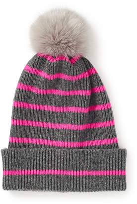 Jigsaw Islay Breton Stripe Pom Hat