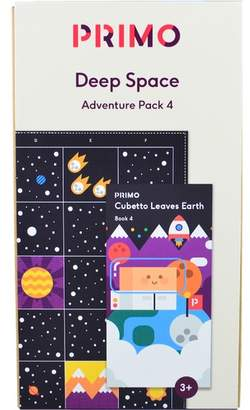 story. Space Primo Toys Map & Book