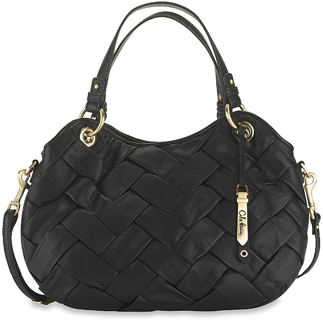 Cole Haan Prudence Leather Satchel