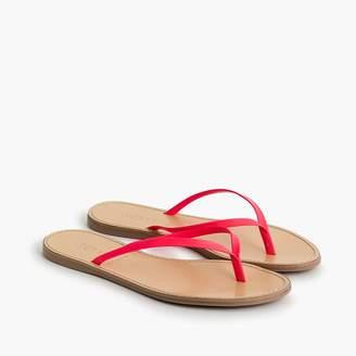 J.Crew Leather Capri sandals