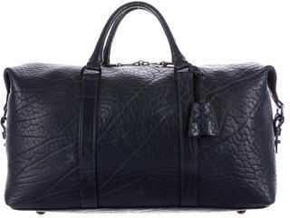 Mulberry 2016 Clipper Leather Weekender $805 thestylecure.com