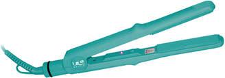 "D.E.P.T Iso Beauty 1"" Turbo Silk Titanium Flat Iron Turquoise"