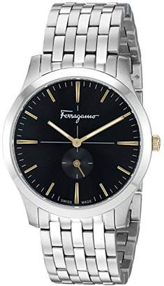 Salvatore Ferragamo Women's 'Slim Formal' Quartz Stainless Steel Watch