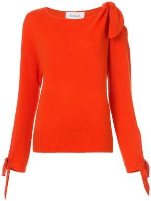 Derek Lam 10 Crosby Sweater With Tie Detail