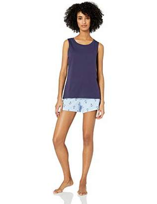 Nautica Women's Short Pajama Set
