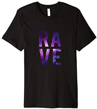 Galaxy Rave Bold Festival Party Premium T-shirt