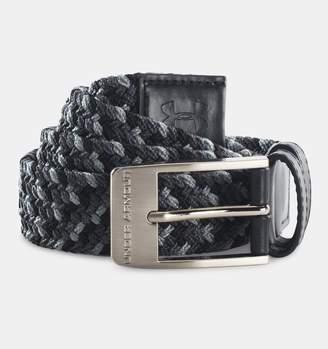 Under Armour Men's UA Braided Belt