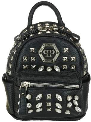 Philipp Plein Small Come On Backpack