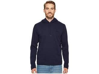 Lacoste Light Brushed Fleece Hoodie Sweatshirt Men's Sweatshirt