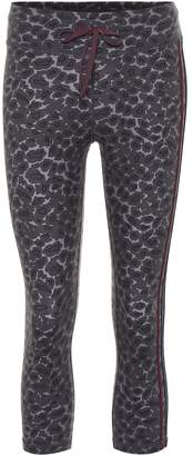 The Upside Snow Leopard NYC leggings