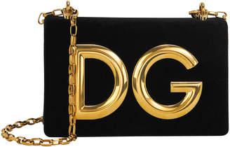 Dolce & Gabbana Logo Pouchette Bag