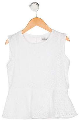 Jean Bourget Girls' Sleeveless Top