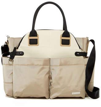 Skip Hop Chelsea Downtown Chic Diaper Bag $90 thestylecure.com
