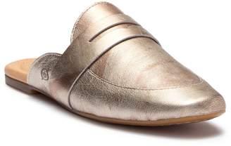 Børn Cayo Leather Mule Penny Loafer