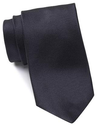 Ermenegildo Zegna Silk Mini Diamond Tie