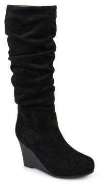 Journee Collection Haze Wedge Boot