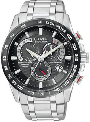 Citizen Men's Eco-Drive Perpetual Chrono A-T Watch