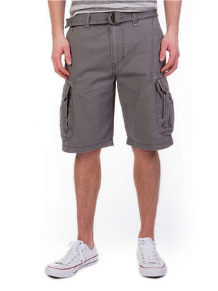 UNIONBAY Men Big and Tall Belted Survivor Cargo Short