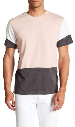 Kenneth Cole New York 925 Colorblock Tee