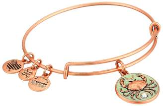 Alex and Ani Color Infusion Crab III Bangle Bracelet