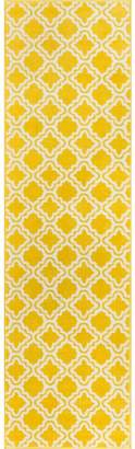 Viv + Rae Helwig Calipso Yellow Area Rug Rug