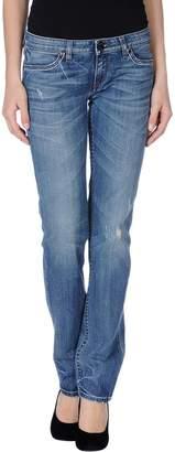 AR+ CAMOUFLAGE AR AND J. Denim pants - Item 42347662HW