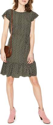 Boden Cynthia Flounced Dress